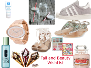 Wishlist tall and beauty
